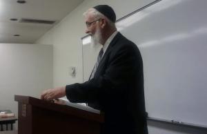 Rabbi Sholom Tendler, Rosh Yeshiva, Mesivta Birkas Yitzchak